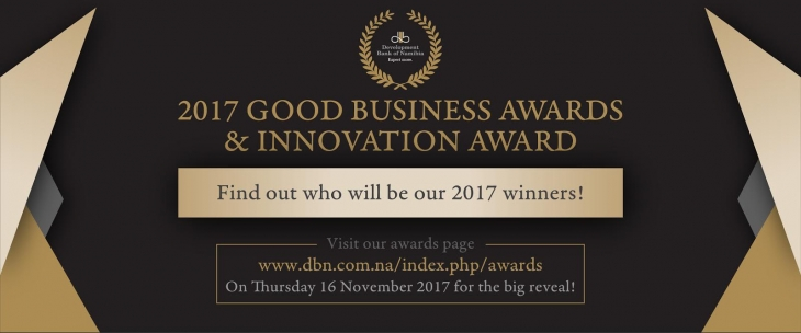 2017 Good Business Awards & Innovation Award