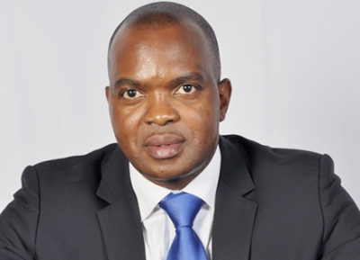 Communication Manager Jerome Mutumba