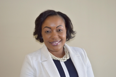 Managing the risk. Saima Nimengobe has joined the Development Bank of Namibia as Senior Manager: Risk & Compliance.